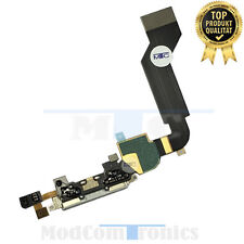 iPhone 4S weiss Ladebuchse Anschluss Dock Connector Microfon Flexkabel OEM054