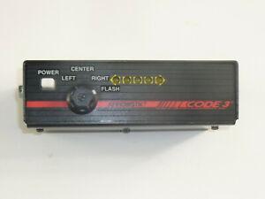 Arrowstik Code 3 Controller Light Bar PN7410 Emergency Lamp Tow Truck  Fire EMS