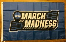 March Madness Flag 3x5 Basketball NCAA Banner Blue Final Four