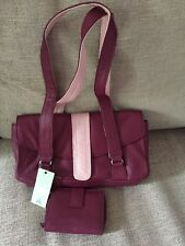 Gorgeous tommy & kate Leather Handbag & Matching Purse  BNWT -RRP £ 120 ❤️SALE❤️