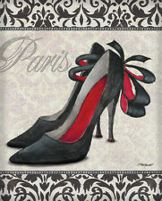 Classy Shoes II Art Poster Print by Todd Williams, 8x10