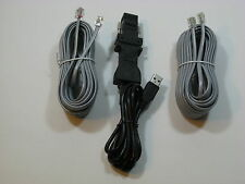 #507 CABLE w/ USB for MEADE LX200 LX200GPS LX200R RCX400  (WIN  32/64)