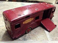 Dinky SuperToys 581 horse Box Meccano
