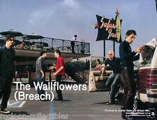 Wallflowers 2000 Breach Original Promo Poster Jakob Dylan