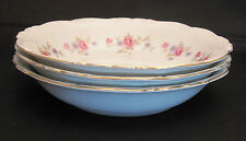 Florence China by Edelstein - Coupe Soup Bowls (set of 3) - Fine Bavarian China