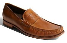 COLE HAAN Men's size 8M Aiden Penny Moc + NIKE Air System in British Tan NIB