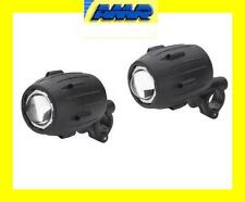 Set Lights Halogens Spare Motorcycle S310 Projectors Outer Black Set Spotlights