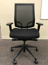 Sitonit Black Office Chair 5623y