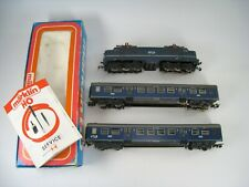 LOT Marklin H0 - 3161 Br 1202 dutch NS Electric loc with 2x 4049 NS B 6692