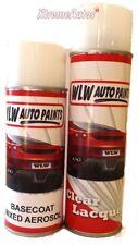 VW AUDI spray paint + Lacquer Reflex Silver LA7W