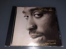 CD: TUPAC SHAKUR - The Rose That Grew From Concrete (2000 Amaru Records) 2pac