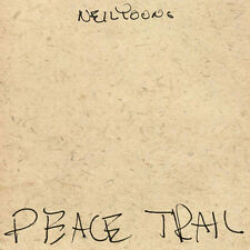 Neil Young ‎- Peace Trail  CASSETTE TAPE - Sealed - New Copy