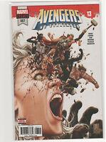 Avengers #687 Mark Waid Captain America Spiderman Hulk Iron Man Thor Vision 9.6