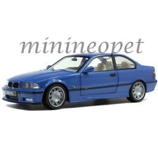 SOLIDOS S1803901 BMW M3 E36 1/18 DIECAST MODEL CAR BLUE