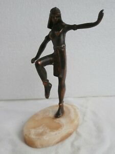 Figur agyptische Tänzerin egyptian dancer