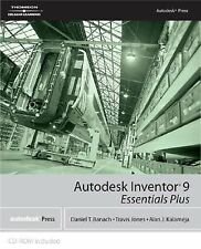 Autodesk Inventor  9 Essentials Plus-ExLibrary