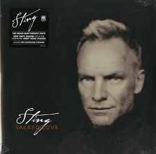 STING - SACRED LOVE - 2 LP VINILE180G. NEW SEALED