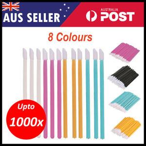 Makeup Lip Wand Brush Lip Wands Gloss Lipstick Applicator Brushes AU