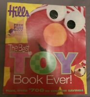 Vintage Defunct Hills Department Store Toy Catalog
