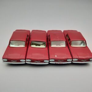 DeAgostini Dinky Toys 552 Chevrolet Corvair Diecast Models Collection Used 1:43