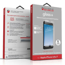 ZAGG InvisibleSHIELD Glass + Screen Protector for Apple iPhone 7 / 8 Genuine NEW