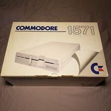 Commodore 1571 Disk Drive in Box