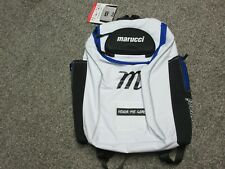 Marruci Trooper Honor The Game Backpack Bag Baseball Softball Equipment Bat Pack