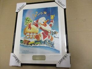 Carl Barks -Geschenke für Kummersdorf # DE 98/111 -Limitiert Signiert Nummeriert