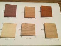 axe wedges 5 mixed wooden Double Single Bit Kelly , Plumb , elwell collins