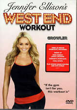 JENNIFER ELLISON DANCE WORKOUT DVD - AEROBIC FITNESS KEEP FIT BODY TONE EXERCISE