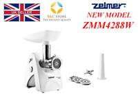 @ NEW Electric Kitchen ZELMER ZMM4288W new MM1200.88 MEAT MINCER Butcher