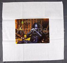 "the Crow Brandon Lee Handkerchief Art by James O'Barr Previews Exclusive 22x21"""