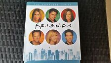 Friends: Complete TV Series Seasons 1 2 3 4 5 6 7 8 9 10 Boxed DVD Set NEW!