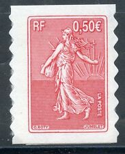 STAMP / TIMBRE FRANCE NEUF N° 3619 ** SEMEUSE DE ROTY EMIS EN CARNET