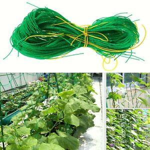 1.8*3.6m Fruit Climbing Plant Support Mesh Garden Net Netting Pea Bean Trellis