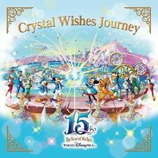 [CD] Tokyo Disney Sea 15th The Year of Wish Crystal Wish Journey NEW from Japan
