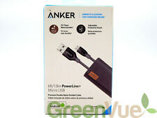 Anker Powerline+ Micro USB (6ft) Premium Durable Cable [Double Braided Nylon]