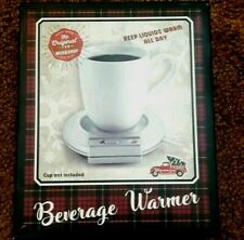 Beverage Warmer for Coffee, Tea, Soup, Cocoa Brand New!