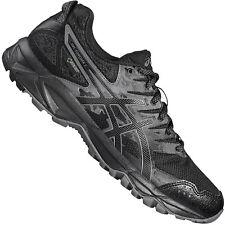ASICS Womens Gel-sonoma 3 GTX Trail Running Shoes T777n 9099 Black/grey UK 7