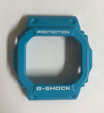 CASIO Original G-shock Watch  Bezel GLX-5600A-2 Glossy Light Blue Bezel GLX5600