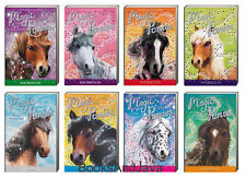 Magic Ponies Set 1-8 New Friend,Special Wish,Show Jumping + Sue Bentley 8pk NEW