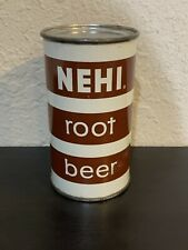 Nehi Root Beer Flat Top Soda Can