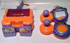 V-smile Console Vtech And 2 Games