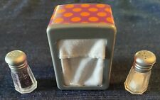 """Our Generation 18"""" Doll Salt Pepper Napkins Diner Replacement Fit American Girl"""