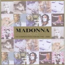 "MADONNA ""THE COMPLETE STUDIO ALBUMS (1983-2008)"" 11 CD NEUF"