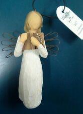 Willow Tree Angel 2017 Figurine Christmas Ornament Annual Wedding Graduation Gif