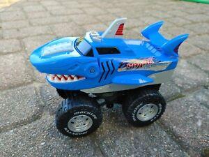 Monster Machines Shark Chomped