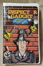 Inspector Gadget Gadget's Greatest Gadgets Vhs Video Tape Animated Dic Clamshell