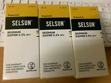 1packet selsun A-D shampoo selenium sulfide* 60ml free express mail shipping