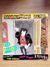 Sex Pistols Something Else MISPRESS Plays SILLY THINGS Megarare VS-240 A-4 / B-7